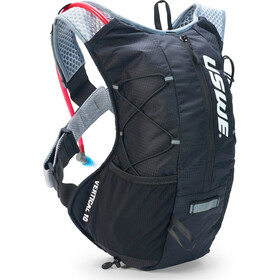 USWE Vertical 10 Plus Zaino idrico, carbon/black